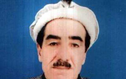 سیاسی و سماجی شخصیت امیر اللہ خان یفتالی نے 2018 میں اپر چترال سے صوبائی اسمبلی کی نشست پر الیکشن لڑنے کا اعلان کردیا