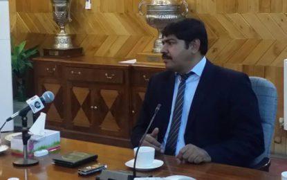 سیکریٹری داخلہ احسان اللہ بھٹہ کی خدمات