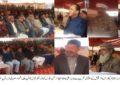 دیامر کے مکینوں میں پاکستانیت اور اسلام پسندی کوٹ کوٹ کر بھری ہے، وزیر اعلی کا چلاس میں خطاب