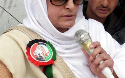 اخباروں کو بلات کی ادائیگی نہیں ہوئی تو پیپلز پارٹی بھرپور آواز اُٹھائے گی، ساجدہ صداقت