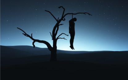 گلگت میں خودکشی کا بڑھتا ہوا رحجان