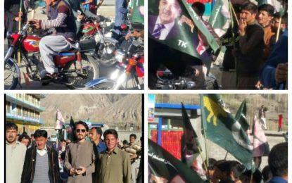 سپریم کورٹ کا فیصلہ مخالف پارٹیوں کے لئے نوشتہ دیوار ہے، غلام محمد سینئر نائب صدر ن لیگ