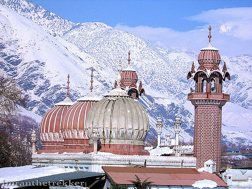 اویرسیز چترالیوں کا خطیب شاہی مسجد کو خراج تحسین