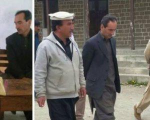 محکمہ تعلیم کے اعلی افسران نے یاسین کا دورہ کیا
