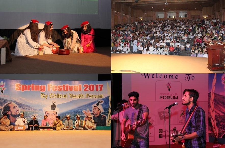 اسلام آباد: چترال یوتھ فورم کی جانب سے موسم بہارکی آمد پر میگا ''سپرنگ فیسٹیول ''کا انعقاد