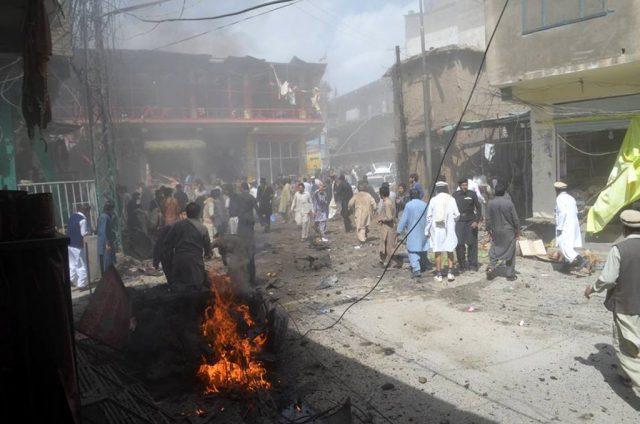 پارا چنار بم دھماکے کی شدید مذمت کرتے ہیں، عارف حسین الجانی جنرل سیکریٹری آئی ایس او
