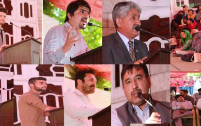 ہنزہ سٹوڈنٹس فیڈریشن نے سالانہ کنونشن کا انعقاد کیا، نئی کابینہ منتخب