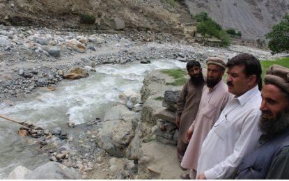 میڈیا کی نشاندہی پر جی بی آر ایس پی کی ٹیم نے دیامر کے علاقے جل میں پل تعمیر کرنے کا اعلان کردیا