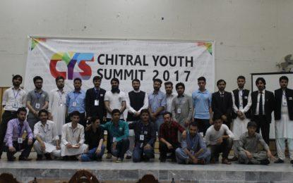 پشاور میں دو روزہ چترال یوتھ سمٹ کا آغاز ہوگیا