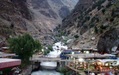 علما کوہستان کی جانب سے داسو ڈیم پر کام کرنے والے چینیوں کی سیکیورٹی کی یقین دہانی