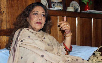 ہنزہ پاکستان مسلم لیگ ن میں کوئی دھڑا بندی نہیں ۔ رانی عتیقہ غضنفر