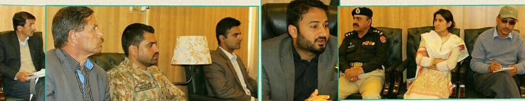 ضلع ہنزہ میں مردم شماری مہم سے مطمعن ہوں، ڈپٹی کمشنر