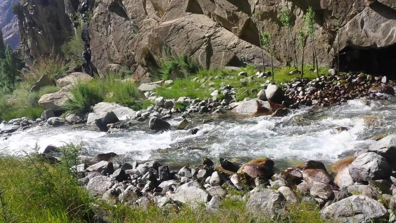 کھرمنگ: مہدی آباد کے علاقے ڈوقبر میں کوہل کی تباہی کے بعد کاشتکار متاثر