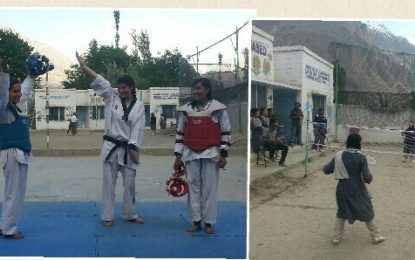 گلگت بلتستان سپورٹس بورڈ کے زیر نگرانی ہنزہ میں خواتین سپورٹس گالہ کا انعقاد