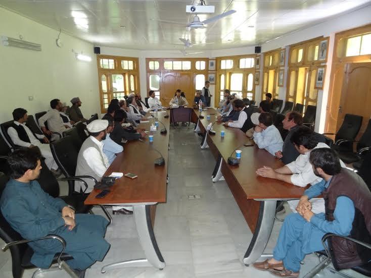 چترال میں 15مئی سے چار روزہ انسداد پولیو مہم کی تیاریاں مکمل