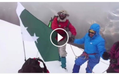 معصومہ علی ویڈیو ثبوتوں کے ساتھ سامنے آگئی، مقامی کوہ پیماوں نے ثمر خان کو دھوکہ دیا؟