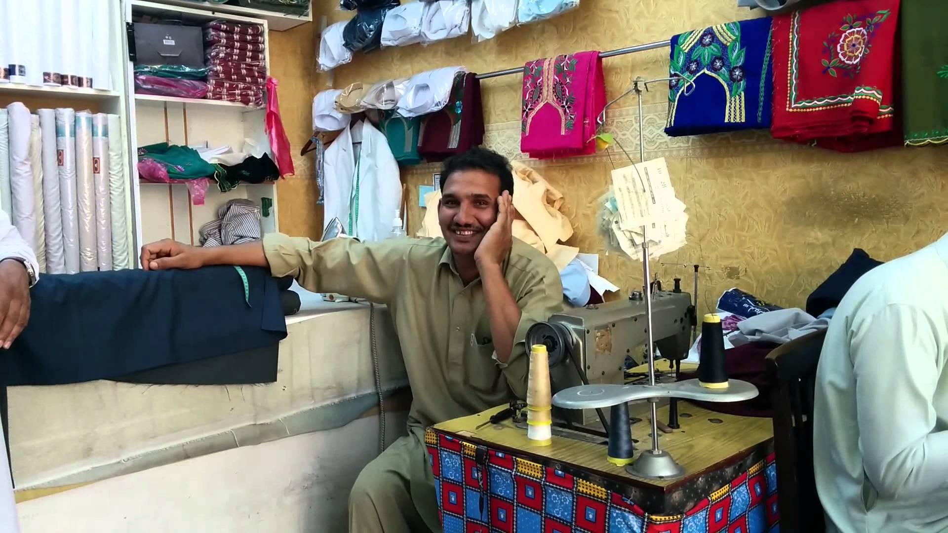 عید کے دن قریب ہوتے ہی گلگت شہر میں درزیوں کے نخرے بڑھ گئے، من مانی قیمتیں وصول ہونے لگیں