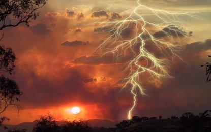 بابوسر میں آسمانی بجلی گرنے سے دو افراد شدید زخمی ہو گئے، علاج کے لئے ایبٹ آباد منتقل