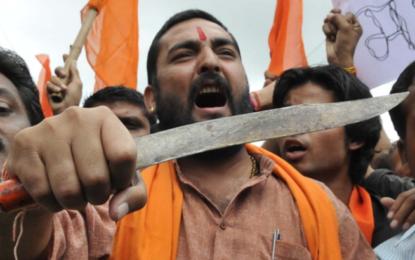 بھارتی ہندو انتہا پسندی کا بم دنیا کیلئے خطرہ