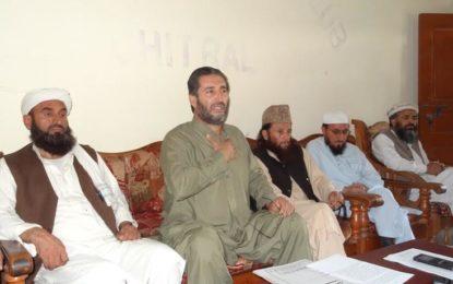 اسیروں پر تشددکرنے پر چترال پولیس کے ذمہ داروں کے خلاف جوڈیشل انکوائری کیا جائے، ضلع ناظم چترال اور دیگر کا مطالبہ