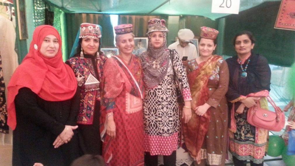 زیب آرٹس اینڈ ہیڈی کرافٹس نامی ادارے نے یاسین کے گاوں ســندھی میں تربیتی مرکز قائم کردی