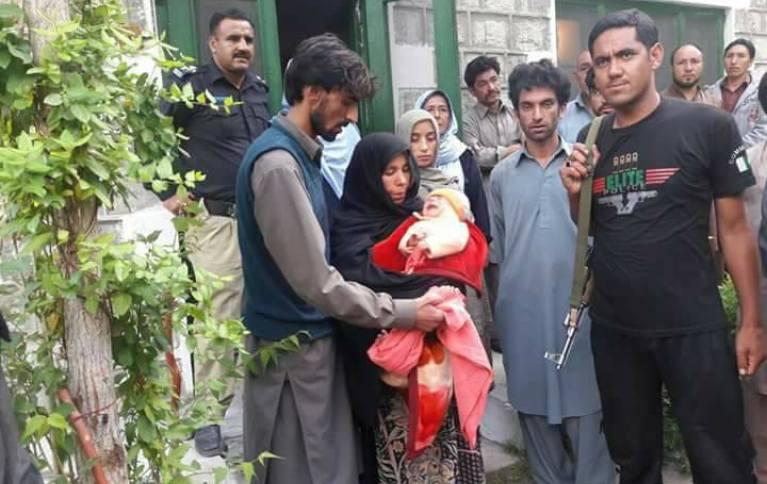 مغوی بچے کی بازیابی: بلتستان پولیس کی بڑی کامیابی