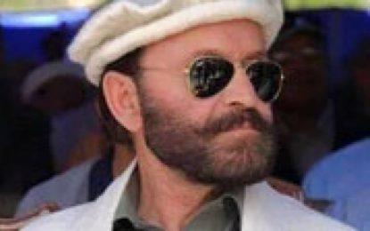 عمران خان مرکز میں ایک پھٹیچر پاکستان کی بنیاد رکھ رہا ہے، ڈپٹی سپیکر جعفر اللہ خان