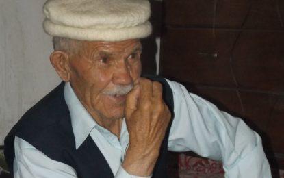 دو جنگوں کا غازی محمد پناہ قضائے الہی سے وفات پاگئے