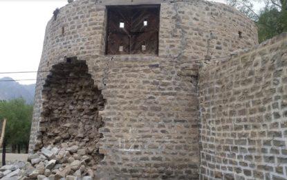 ضلع غذر میں واقع آثار قدیمہ کا کوئی والی اور وارث نہیں، یاسین، گوپس اور گاہکوچ میں واقع قلعے کھنڈرات بن رہے ہیں