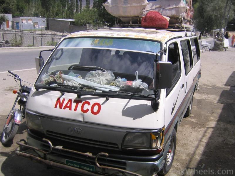 نیٹکو کھٹارہ گاڑیاں گھانچھے بھیجنے لگا، مسافر اذیت میں مبتلا