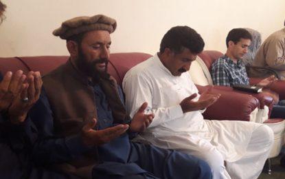 غذر پریس کلب میں تعزیتی ریفرنس کا انعقاد، مرحوم سید مہدی کی خدمات کو خراج تحسین پیش کیا گیا