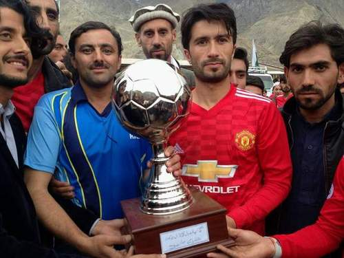 جغور فٹ بال کلب و ثقافتی ٹیم کا 5روزہ دورہ گلگت بلتستان