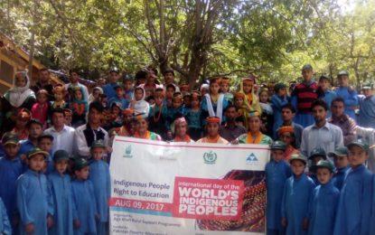 چترال کے علاقے وادی کیلاش میں سودیشیوں کا عالمی دن منایا گیا