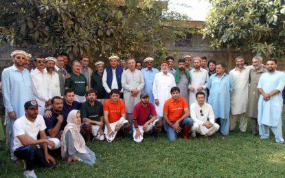چترال گول کمیونٹی ڈویلپمنٹ اینڈ کنزرویشن ایسوسی ایشن کے زیر اہتمام تین روزہ سپورٹس فیسٹول چترال میں شروع