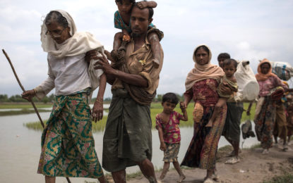 بے وطن لوگوں کی غم داستان
