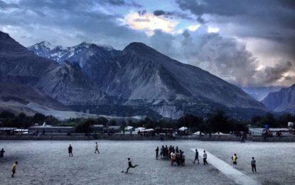 ہنزہ: سرکاری اور نجی سکولوں میں کھیلوں کے ہفتے کی سرگرمیاں عروج پر