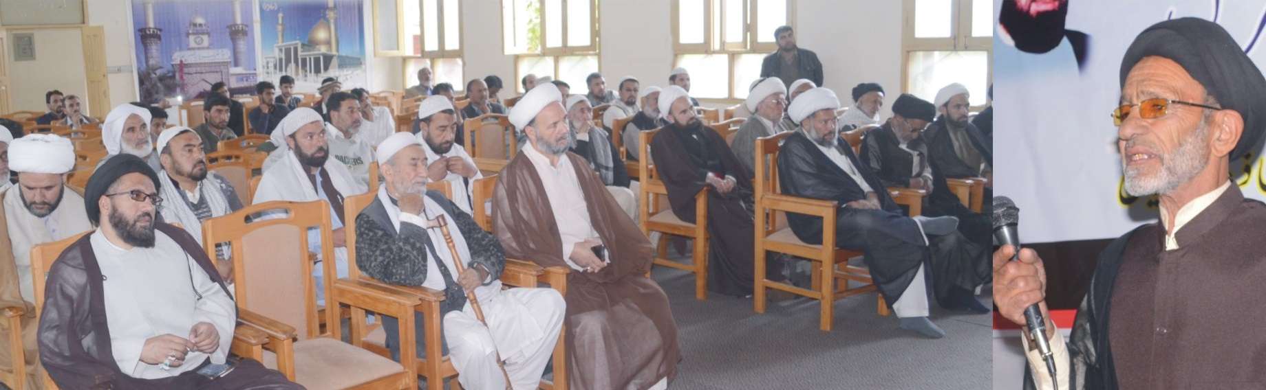 اسلامی تحریک پاکستان بلتستان کے زیر اہتمام عشرہ ولایت کانفرنس کا انعقاد
