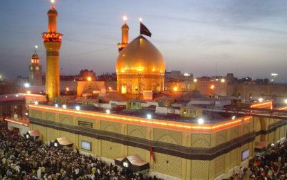 امام حسین کا صبر اور ان کی استقامت عالم انسانیت کے لئے مشعلِ راہ ہے، مولانا رحمت اللہ سراجی