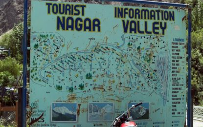 ضلع نگر میں تجاوزات کے خلاف آپریشن کا آغاز کر دیا گیا،درجنوں تجاوز کنندگان کو نوٹسز جاری