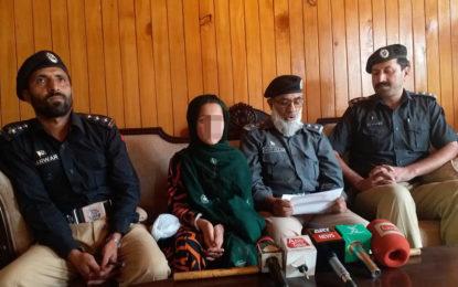 اسلام آباد سے اغوا ہونے والی 9 سالہ افغانی بچی تانگیر سے بازیاب