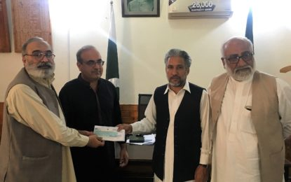 کوہستان: واپڈا نے داسو ڈیم کیلئے استعمال آنے والی اراضی سمیت پی ٹی ڈی سی برسین کی بلڈنگ خریدلی
