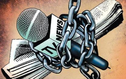 چوتھے روز بھی صحافیوں نے استور میں سرکاری تقاریب کا بائیکاٹ جاری رکھا