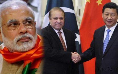 سی پیک گلگت بلتستان اور بھارت