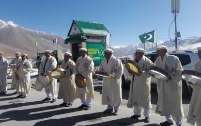 پاکستان جیپ ریلی کا آغاز خنجراب ٹاپ میں ایک پروقار تقریب سے ہوا