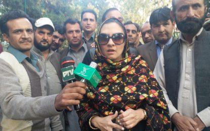 چلاس : میں آج بھی ہدایات وزیر اعظم نواز شریف سے لیتی ہوں ۔ ماروی میمن