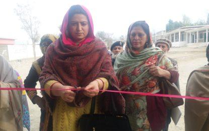 صوبائی وزی ثوبیہ مقدم نے چلاس میں ووکیشنل سنڑ کا افتتاح کر دیا