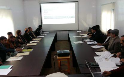 نگر : ضلع کے تمام محکمو ں کے سربراہوں کا اجلاس اور ترقیاتی کاموں کا جائزہ