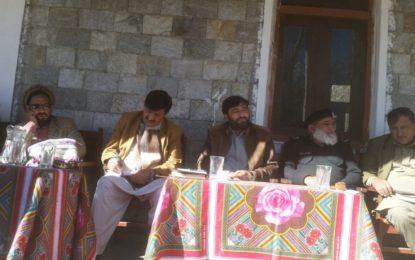 یاسین: کھلی کچہری ،عوام درکوت نے شکایتوں کے انبار لگادئیے