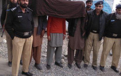 دیامر پولیس نےاقدام قتل کے جرم میں مطلوب تین اشتہاری مجرمان گرفتار کر لئے