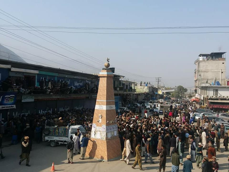 ٹیکس نفاذ کے خلاف مرکزی انجمن تاجران گلگت کی کال پر ضلع دیامر میں تاریخی شٹر ڈاؤن ہڑتال